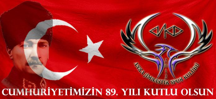 Cumhuriyetimizin 89. Yılı