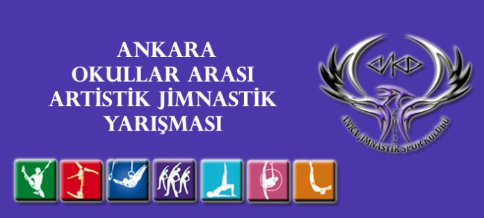 Ankara Okullar Arası Artistik Jimnastik Yarışması