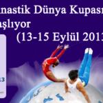 Artistik Jimnastik Dünya Kupası – Osijek 2013