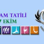 Bayram Tatili (Duyuru)